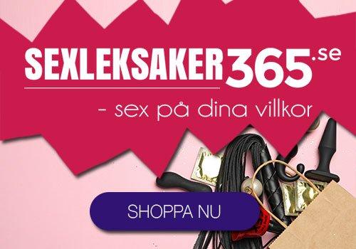 Sexleksaker365 Banner